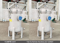 High Flow Rate Multi Bag Filter Housing For Industrial Water Treatment